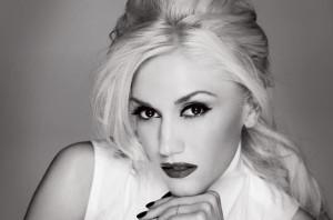 Gwen Stefani Black and White