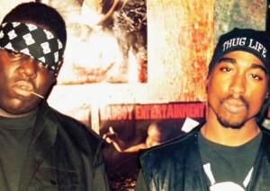 Biggie V Tupac