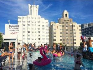 Smirnoff Pool Party