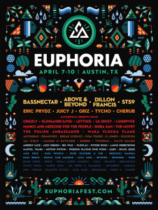 Euphoria+Music+Festival,+Phase+2,+Final+Lineup